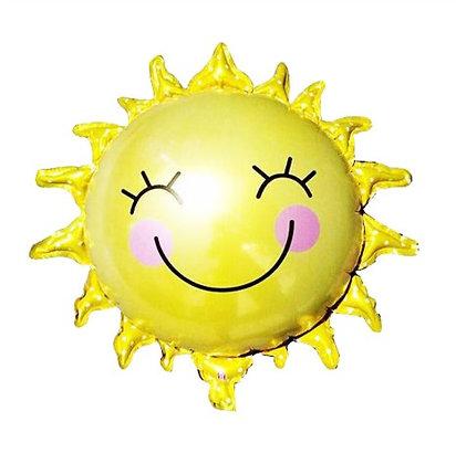 Balon Foil Matahari Jumbo