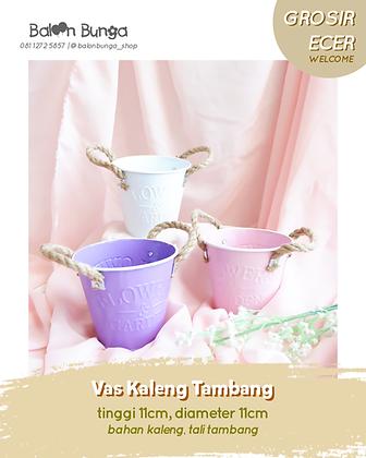Vas Kaleng Tambang