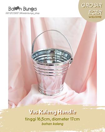 Vas Kaleng Handle