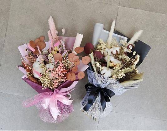 Hand Bouquet Dry Flower