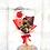 Thumbnail: Hand Bouquet Graduation + Bubble
