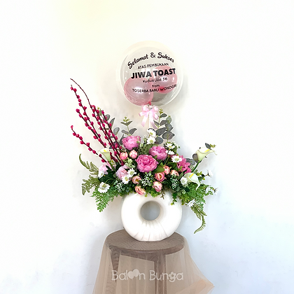 Bouquet Vas Donat