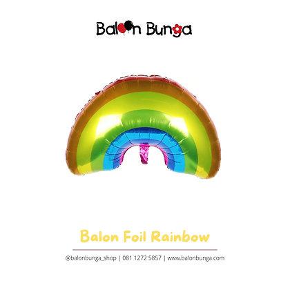 Balon Foil Rainbow