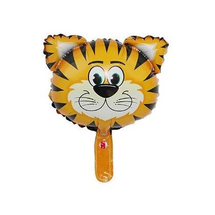 Balon Foil Kepala Macan Mini