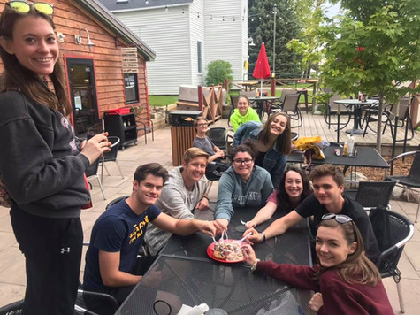 Senior Up North Trip 2019