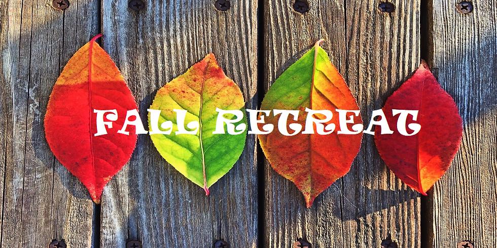 Fall Retreat 2019