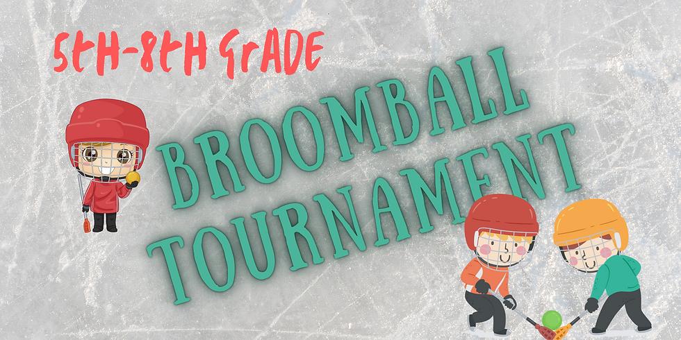 5th-8th Grade Broomball Tournament