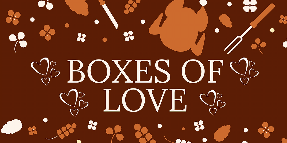 Boxes of Love