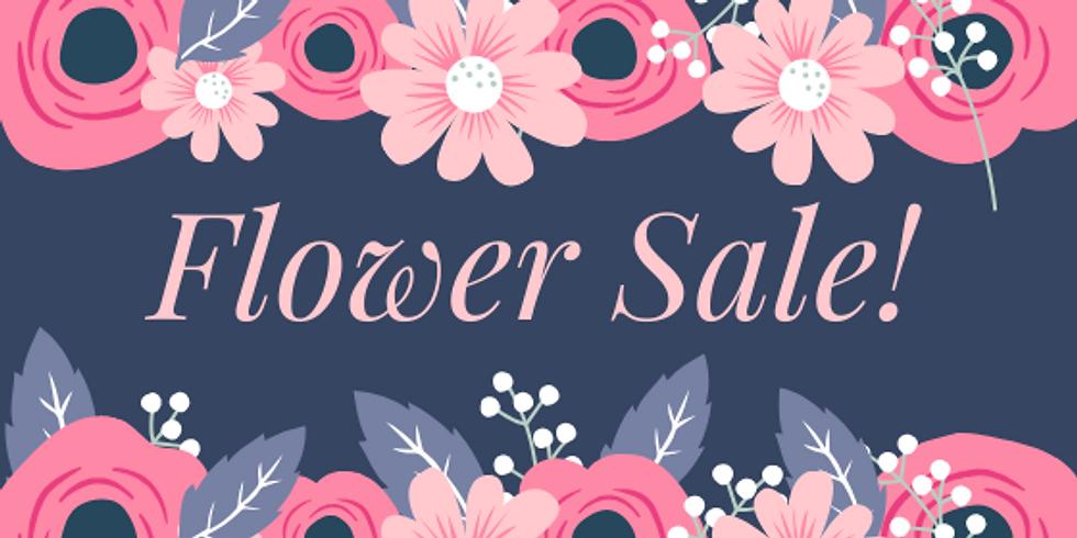 Flower Sale Pick Up