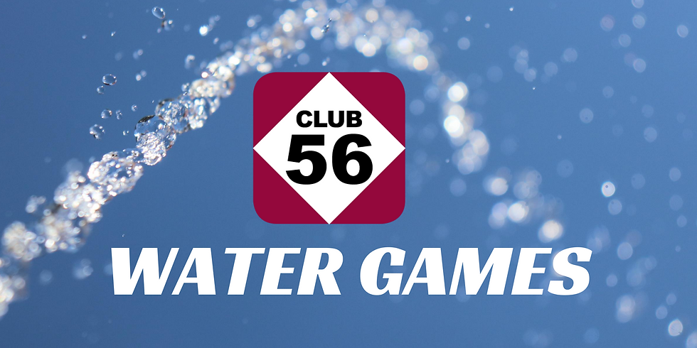 Club 56 Water Games