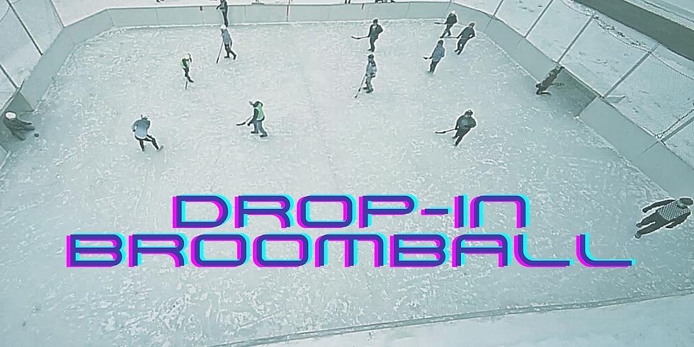 Drop-In Broomball