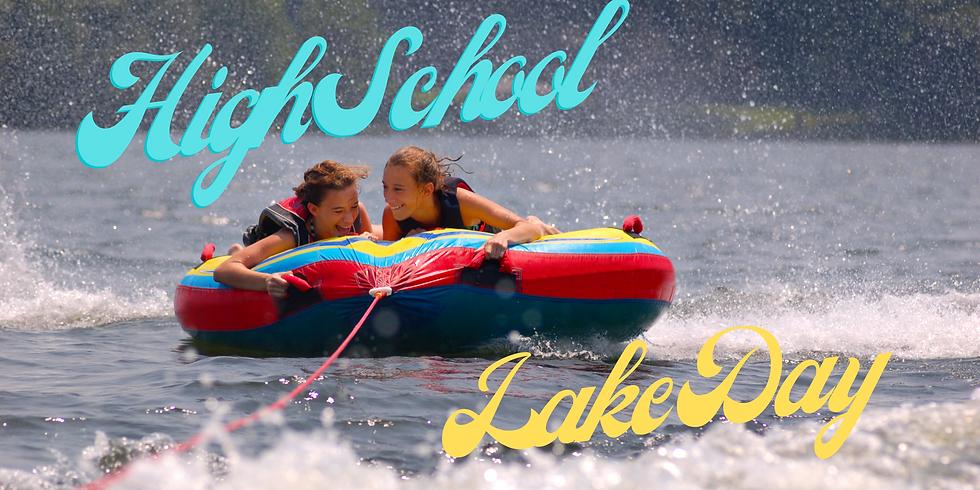 High School Lake Day