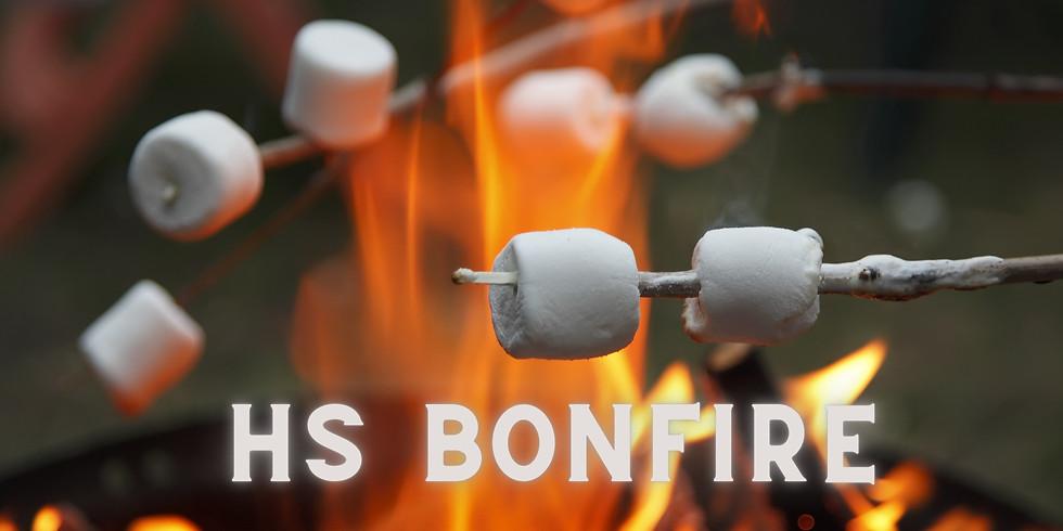 High School Bonfire