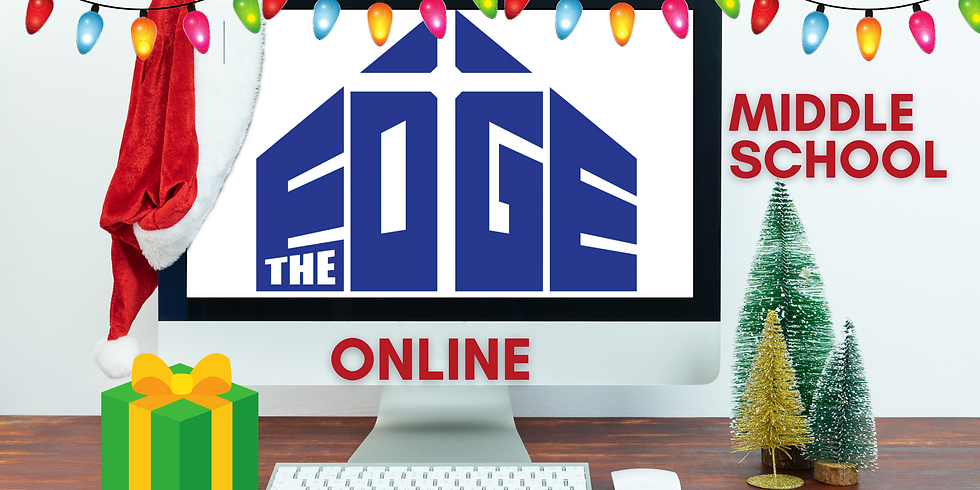 Middle School The Edge: Online