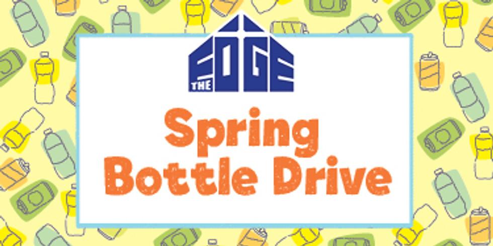 Spring Bottle Drive