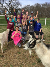 Midweek Club at Webster Farms