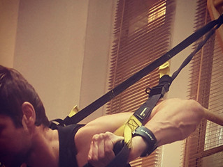 PUSH-UP AU TRX