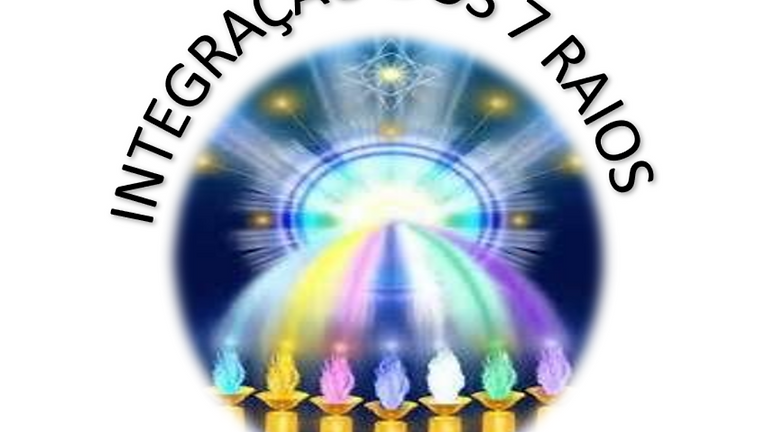 Vivência Integração dos 7 raios