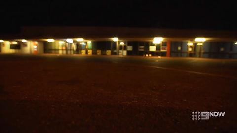 Ruchira Somaweera in Outback