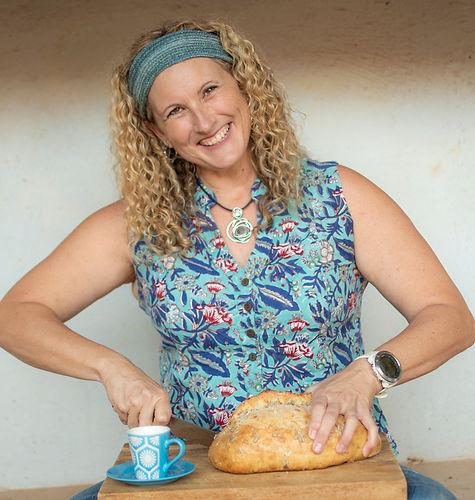 Woman nutritionist professional headshot