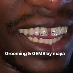 Tooth Gems for BROTHER MAY
