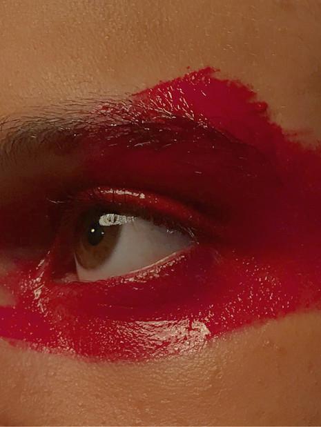FLORIAN JOAHN Makeup by Maya Man