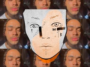 Make up designed & make up applied