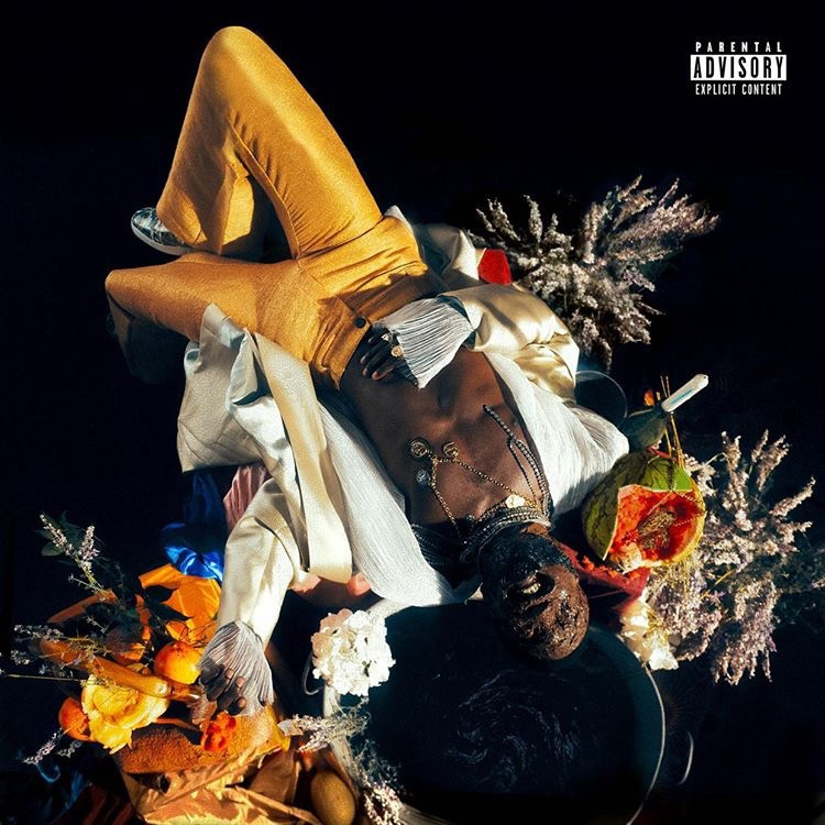 KOJEY RADICAL | CASHMERE TEARS ALBUM COVER