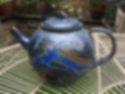 Teapot by Vicky Faulkner Design