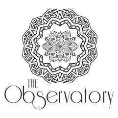 Fruition Properties, The Observatory logo by Vicky Faulkner Design