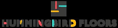 Hummingbird Floors logo by Vicky Faulkner Design
