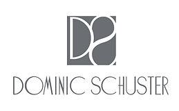 Dominic Schuster logo by Vicky Faulkner Design