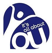 It's all about you logo by Vicky Faulkner Design