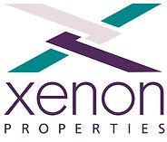Xenon Properties logo by Vicky Faulkner Design