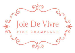 Joie De Vivre bath & body logo by Vicky Faulkner Design