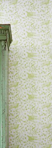Jasmine Birds - Green