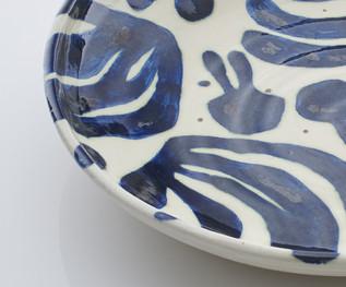 large patterned bowl  (detail)