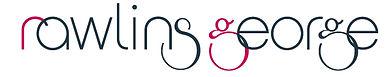 Rawlins George logo by Vicky Faulkner Design