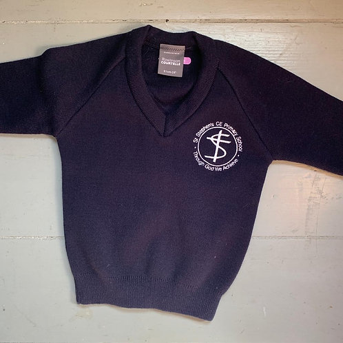 St Stephen's jumpers various sizes