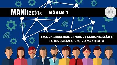 MAXItexto_-_Bônus_1_-__Escolha_bem_seus