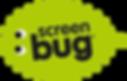 Screen Bug Logo by Vicky Faulkner Design