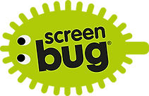 Screen Bug Logo by Vicky Faulkner Design