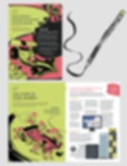 Brochure Design for Datadial by Vicky Faulkner Design