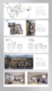Property brochure design by Vicky Faulkner Design