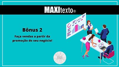 MAXItexto_-_Bônus_2_-__Faça_vendas_a_p