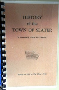 History of the Town of Slater
