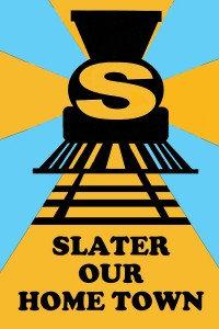 Slater Garden Flag