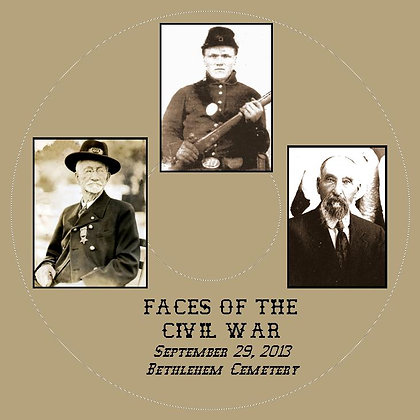 Civil War stories of three soldiers from Slater