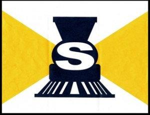 Slater Town Flag