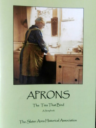Aprons - The Ties That Bind Exhibit Book